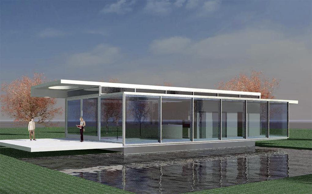 Villa solutions - Moderne entreehal ...